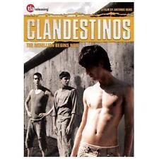 CLANDESTINOS DVD TLA RELEASING GAY INTEREST REGION 1