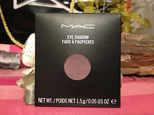 "MAC Eye Shadow REFILL "" SABLE "" NEW IN BOX authentic from the mac store"
