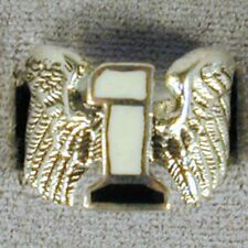 2 #1 WITH WINGS BIKER RINGS BR97 chopper ring motorcyle