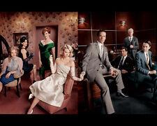 Mad Men [Cast] (46673) 8x10 Photo
