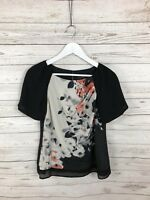 COAST Top - Size UK12 - Floral - Great Condition - Women's