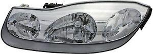 Dorman 1591836 Left Driver Side Headlight Assembly for 2001-2002 Saturn SC1 SC2