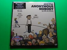 De La Soul and the Anonymous Nobody OPAQUE YELLOW VINYL F.Y.E Exclusiv Record LP