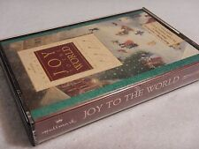 Hallmark presents Joy to the World Christmas - 1988 Cassette Tape