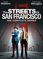 THE STREETS OF SAN FRANCISCO: THE COMPLETE SERIES - DVD - Region 1