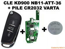 CLE KD900 NB11-ATT-36-DS + PILE VARTA CR2032