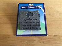 Good Saints Prayer Automobile Visor Clip (safe travel) USA E3