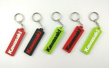 New Free Shipment Kawasaki Rubber Keyring Keychain Keyholder keychains chain