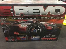 Traxxas E-Revo Brushless RTR 1/10 Just Add Batteries And Charger 56086-4