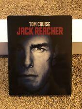 Jack Reacher (Tom Cruise) Best Buy Exclusive Blu-Ray Steelbook