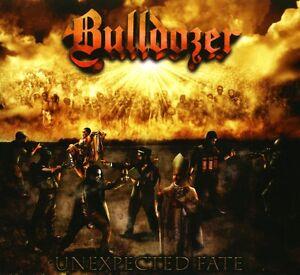 BULLDOZER - Unexpected Fate - CD DIGIPACK