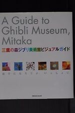 JAPAN Studio Ghibli: A Guide to Ghibli Museum Mitaka (Guide Book)