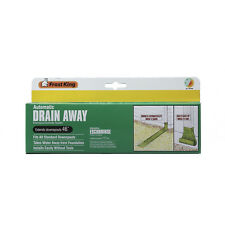 NEW THERMWELL DE46 AUTO DRAIN ROLL OUT DOWNSPOUT EXTENSION GREEN 1457944