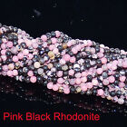 2mm,3mm Natural Gemstones Round Spacer Loose Beads