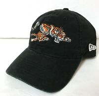 replica vtg 1968 CINCINNATI BENGALS THROWBACK HAT distress unstructured dad cap