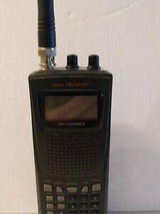 Police EMS Scanner Radio Shack PRO-95 Dual Trunking Scanner 1000 Channel 20-525