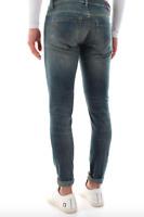Dondup Jeans Uomo Mod. GEORGE UP232 DS0262 ( W44 ) , Nuovo e Originale, AI19/20.