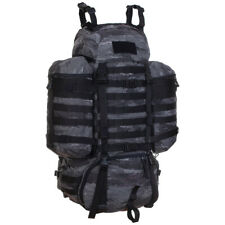 Wisport Raccoon 65L Backpack Outdoor Army MOLLE Airsoft Trekking A-TACS LE Camo
