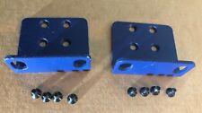 Netgear GS724T & GS724TP & FS728TP Rackmount Brackets with 8 Screws (1 Pair)