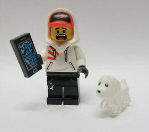 NEW 2)Jack David + Spencer Ghost Dog Lot 70419 70421 Hidden Side LEGO Minifigure