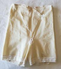Vintage 50s-60s Olga Ladies Panty Girdle Metal Garters For Stockings Sz M