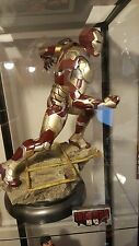 Sideshow Iron Man Mark 42 Maquette 1/4 Quarter Scale Comic Statue # 596 of 3000