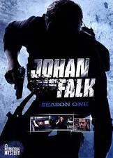 Johan Falk: Season One / 1 (DVD, 2014, 3-Disc Set)