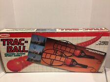 Wham O Trac Ball Action Sport Game 2 Players EUC 1988