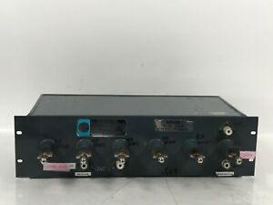UHF Duplexer #2 Phelps Dodge/Celwave 100dB isolation Model 522-509, 406-470MHz