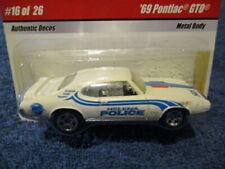 HOT WHEELS 2009 COP RODS, '69 PONTIAC GTO. #16/26
