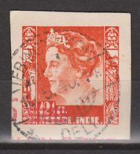 Nederlands Indie 181 CANCEL TEBINGTINGGI DELI 1933 Netherlands Indies NO STAMP