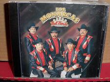 Los Monarcas Del Norte- Self Titled CD Rare LATIN BRAND NEW