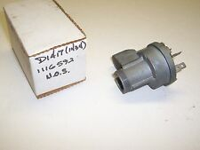 NOS Ignition Switch - 1961 Chevrolet - GM 1116592, Delco D1417