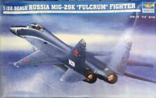 Trumpeter Russia Mig-29K Fulcrum Figther Ref 02239