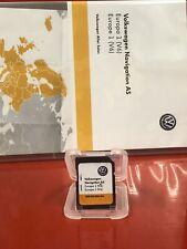 GENUINE VW DISCOVER MEDIA MIB2 SAT NAV NAVIGATION SD CARD EUROPE V6 3G0919866AQ