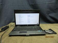 HP EliteBook 8540W, i7 M620, 250GB SSD, 4GB Ram, NO OS