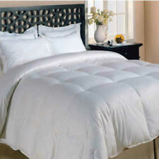 White 100 Polyester Fill Duvet Inserts Sets