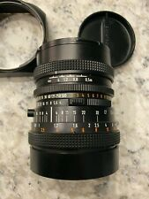 Hasselblad CF FLE 50mm F/4 T* Zeiss Distagon Lens 4/50 **MINT-** with hood