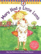 Mary Had a Little Lamb by Mary Ann Hoberman (2003, / Board Book)