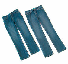 Girls OLD NAVY Lot JEANS Skinny Stretch Pants Adjustable Waist 12 Back to School