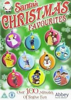 Santa's Christmas Favourites DVD NEW & SEALED Sooty Fireman Sam Paddington etc
