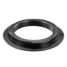 Black Metal Lens Mount Adapter, M42 Lens EOS Camera / EOS 1D, 1DS Mark II O5Y9