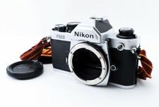 Nikon New FM2 FM2N 35mm SLR Camera Silver Body Only from Japan [Exc+++]