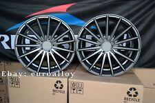 Neue 20 zoll 5x120 Vossen VPS 305 style felgen BMW CONCAVE Wheels graphite BBS