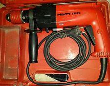 Hilti TM 8 Bohrmaschine mit 2 Gängen top in Schuß Garantie  Schlagbohrmaschine