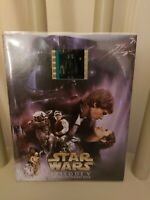 Star Wars Episode The Empire Strikes Back Film Cell Darth Vader Collectible