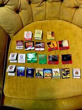 Marlboro Matches Matchbooks 24 Pack Lot Phillip Morris Camel Kool Newport KingEd