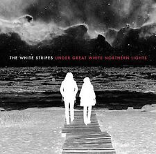 THE WHITE STRIPES UNDER GREAT WHITE NORTHERN LIGHTS NEW DOUBLE VINYL LP IN STOCK