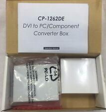 CP-1262DE DVI to PC/Component Converter Box