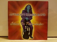 ANTHONY GOMES BAND: BLUES IN TECHNICOLOR CD! 1999 URBAN ELECTRIC! NEAR MINT!